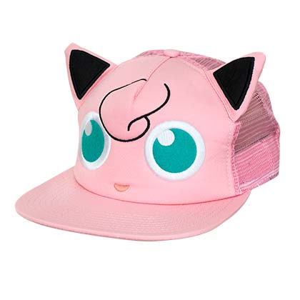 POKEMON Jigglypuff Pink Hat