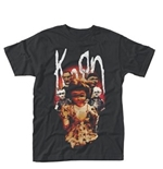 Korn T-shirt Dolls