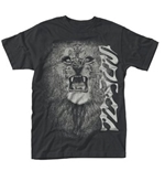 Santana T-shirt White Lion