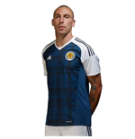 2016-2017 Scotland Home Adidas Football Shirt