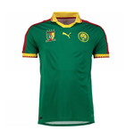 2016-2017 Cameroon Home Puma Football Shirt