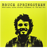 Vynil Bruce Springsteen - Wgoe Radio, Alpha Studios, Richmond, Va,