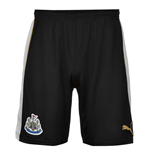2016-2017 Newcastle Home Football Shorts (Kids)