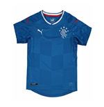 2016-2017 Rangers Puma Home Football Shirt (Kids)