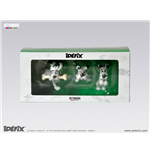 Asterix PVC Figures 3-Pack Dogmatix Box 1 4 cm