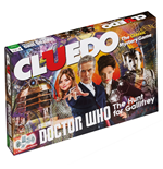 Doctor Who Board Game Cluedo *English Version*