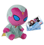 Captain America Civil War Mopeez Plush Figure Vision 12 cm