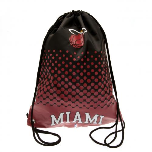 Miami Heat Gym Bag