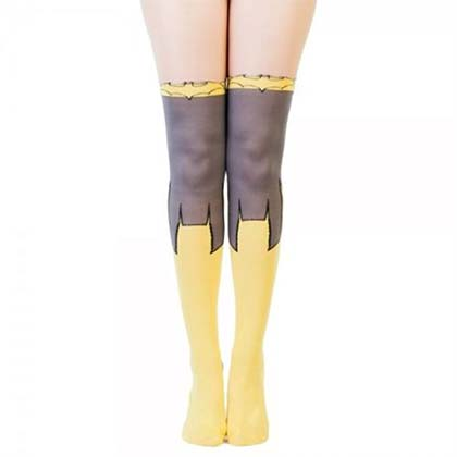 BATMAN Batgirl Women's Tights
