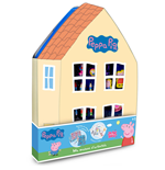 PEPPA PIG Activities House with 75pc Creative Accessories Kit