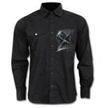 Symphony Of Death - Longsleeve Casual Shirt