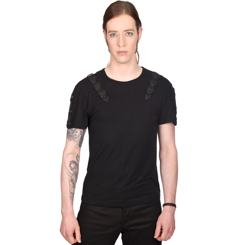 Aderlass Battle Shirt Jersey Black Line