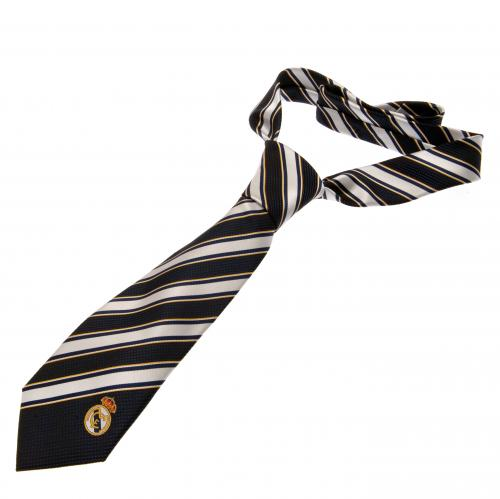 Real Madrid F.C. Tie BW