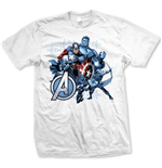 Marvel Comics T-Shirt The Avengers Group Assemble