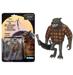 Nightmare Before Christmas ReAction Action Figure Wolfman 10 cm