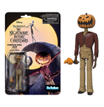 Nightmare Before Christmas ReAction Action Figure Pumpkin King Jack 10 cm