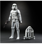 Star Wars Rogue One Force Tech Interactive Action Figure Stormtrooper 30 cm - German Version