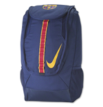 2016-2017 Barcelona Nike Allegiance Shield Backpack (Navy)