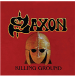 Vynil Saxon - Killing Ground