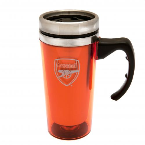 Arsenal F.C. Aluminium Travel Mug