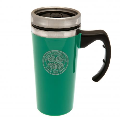Celtic F.C. Aluminium Travel Mug