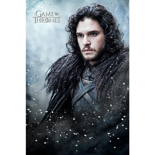 Game Of Thrones Poster Jon Snow 223