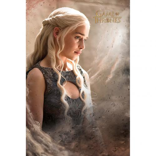 Game Of Thrones Poster Daenarys 215
