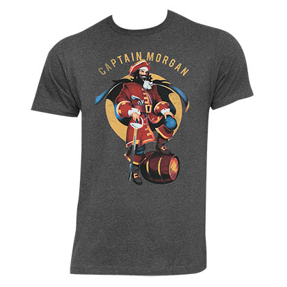 CAPTAIN MORGAN Barrel Tee Shirt