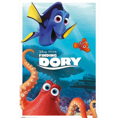 Finding Dory Poster Group 234