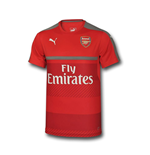 2016-2017 Arsenal Puma Training Jersey (Red)