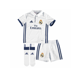 2016-2017 Real Madrid Adidas Home SMU Mini Kit