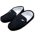 Arsenal F.C. Moccasins Mens 7/8 BLK