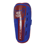 Barcelona Boys Shinguards (Blue-Red)