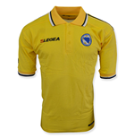 Bosnia 2014 Polo Shirt (Yellow)