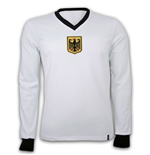 Germany 1970's Long Sleeve Retro Shirt 100% cotton