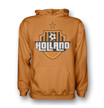 Holland Country Logo Hoody (orange) - Kids