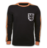 Holland Goalie 1970's Long Sleeve Retro Shirt 100% cotton