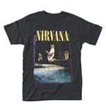 Nirvana T-shirt Stage Jump