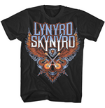 Lynyrd Skynyrd T-shirt Crossed Guitars