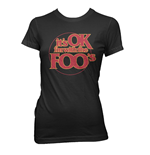 Foo Fighters T-shirt IT'S Ok I'M With The Foos