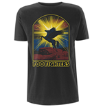 Foo Fighters T-shirt Winged Horse