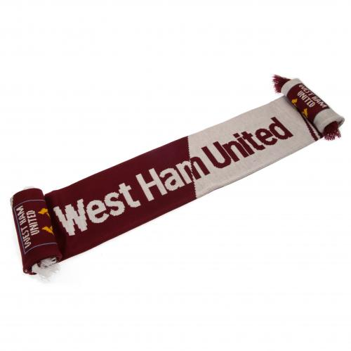 West Ham United F.C. Scarf VT