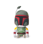 Star Wars Super-Deformed Plush Figure Boba Fett 18 cm
