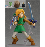 The Legend of Zelda A Link Between Worlds Figma Action Figure Link DX Edition 11 cm