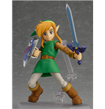 The Legend of Zelda A Link Between Worlds Figma Action Figure Link 11 cm
