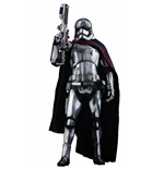 Star Wars Episode VII Movie Masterpiece Action Figure 1/6 Captain Phasma 33 cm