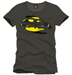Batman T-Shirt Torn Logo