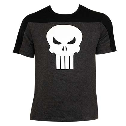 PUNISHER Two-Tone Tee Shirt