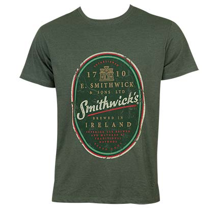 Smithwicks Distressed Tee Shirt