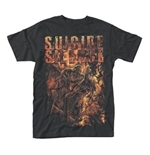 Suicide Silence T-shirt Zombie Angst